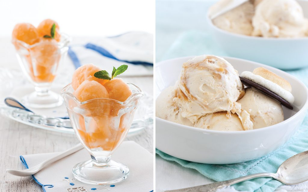 9 Cool & Creamy Summer Treats