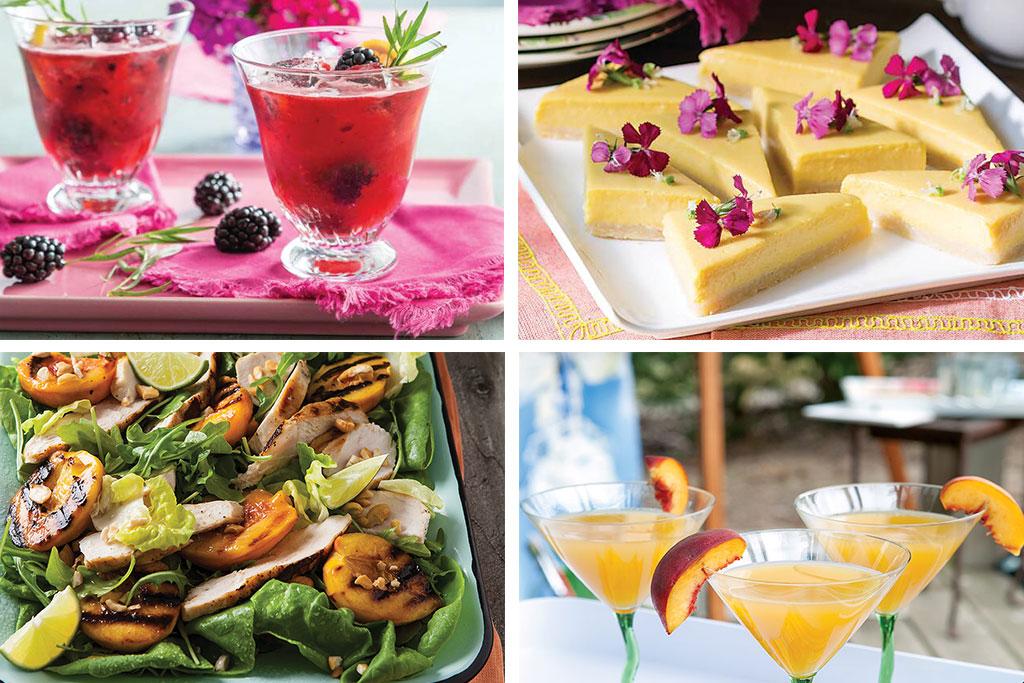 9 Sweet and Savory Stone Fruit Recipes