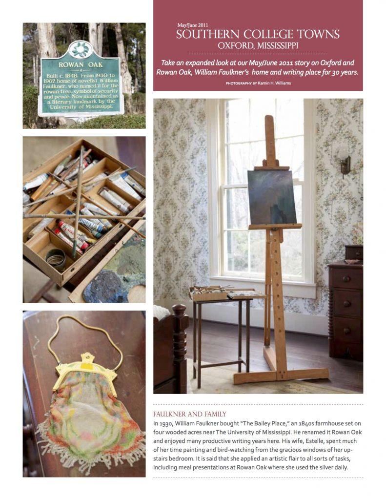 Rowan Oak Images