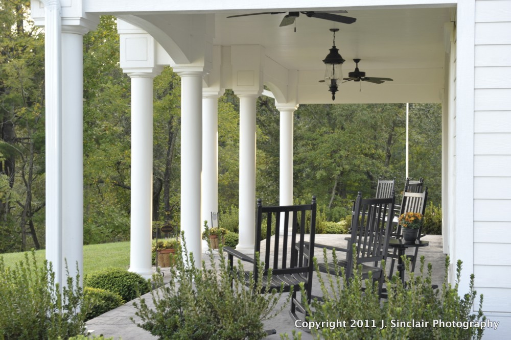 Tiffany Hill Porch