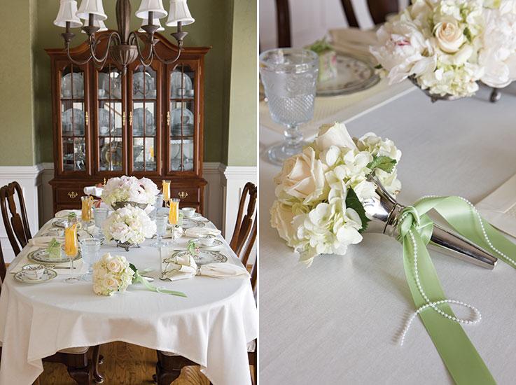 Bridesmaid Luncheon Bouquet