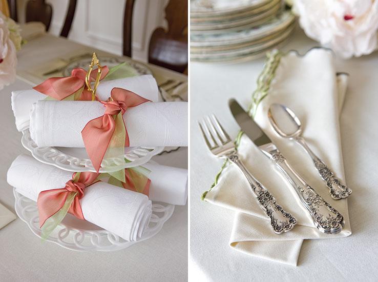 Bridesmaids Luncheon Cutlery
