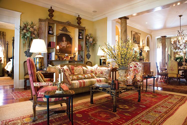 Rankin Design Living Room