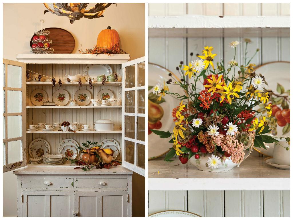Fall Decorating - Southern Lady Magazine