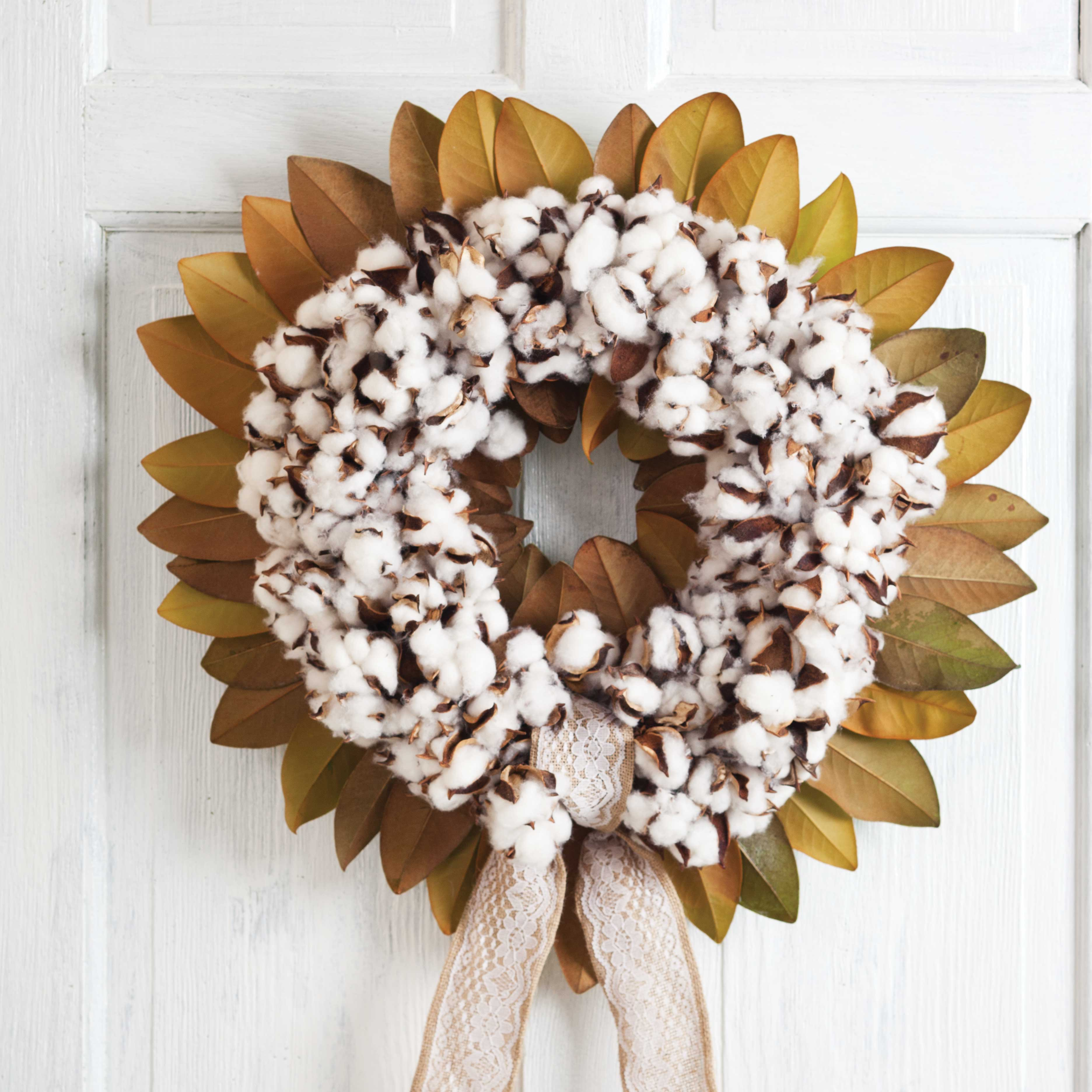 Unique Magnolia Wreaths with Hothouse Design Studio - Southern Lady Magazine ZY67