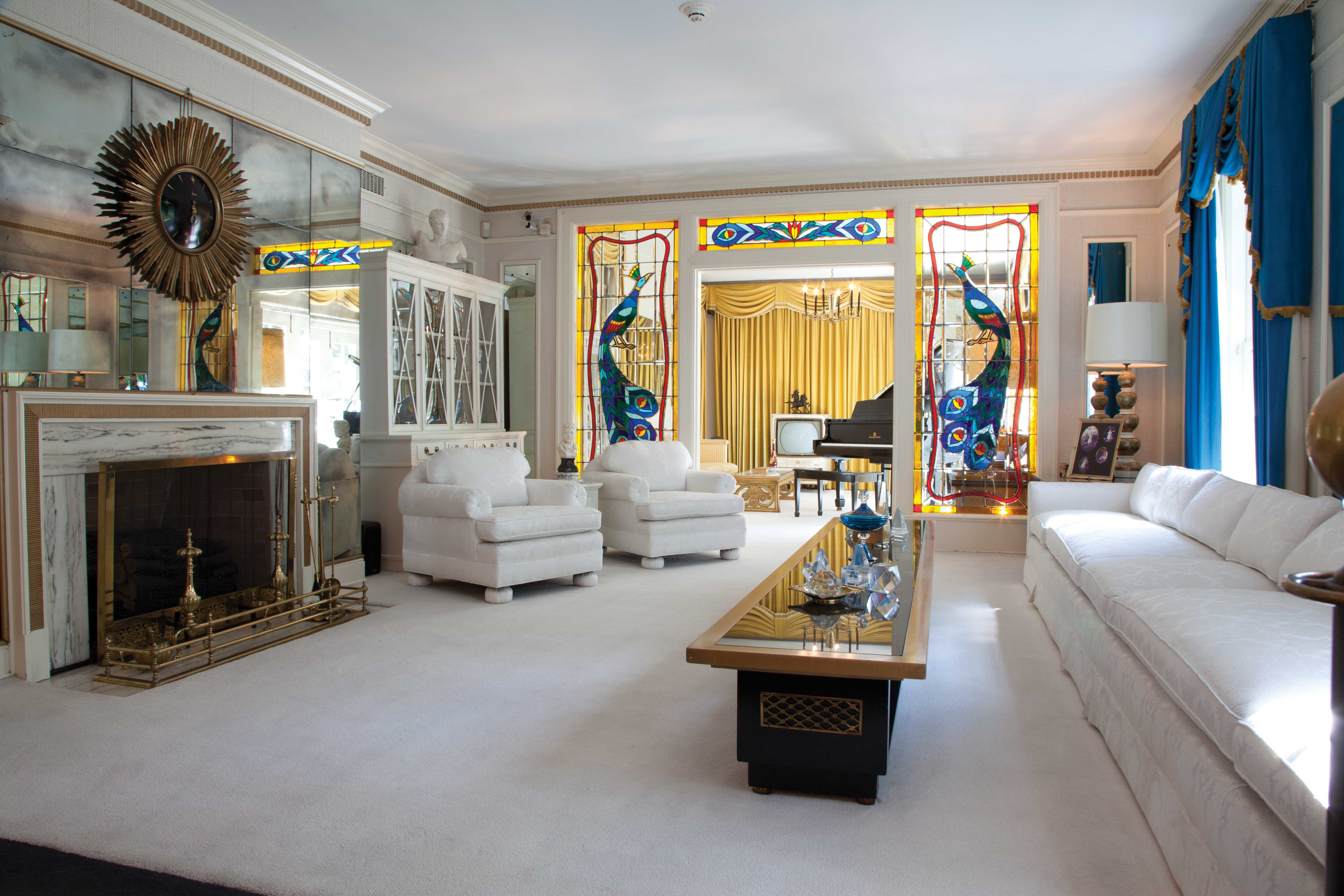 Pictures Of Graceland Elvis Private Rooms