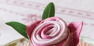 napkin rosette