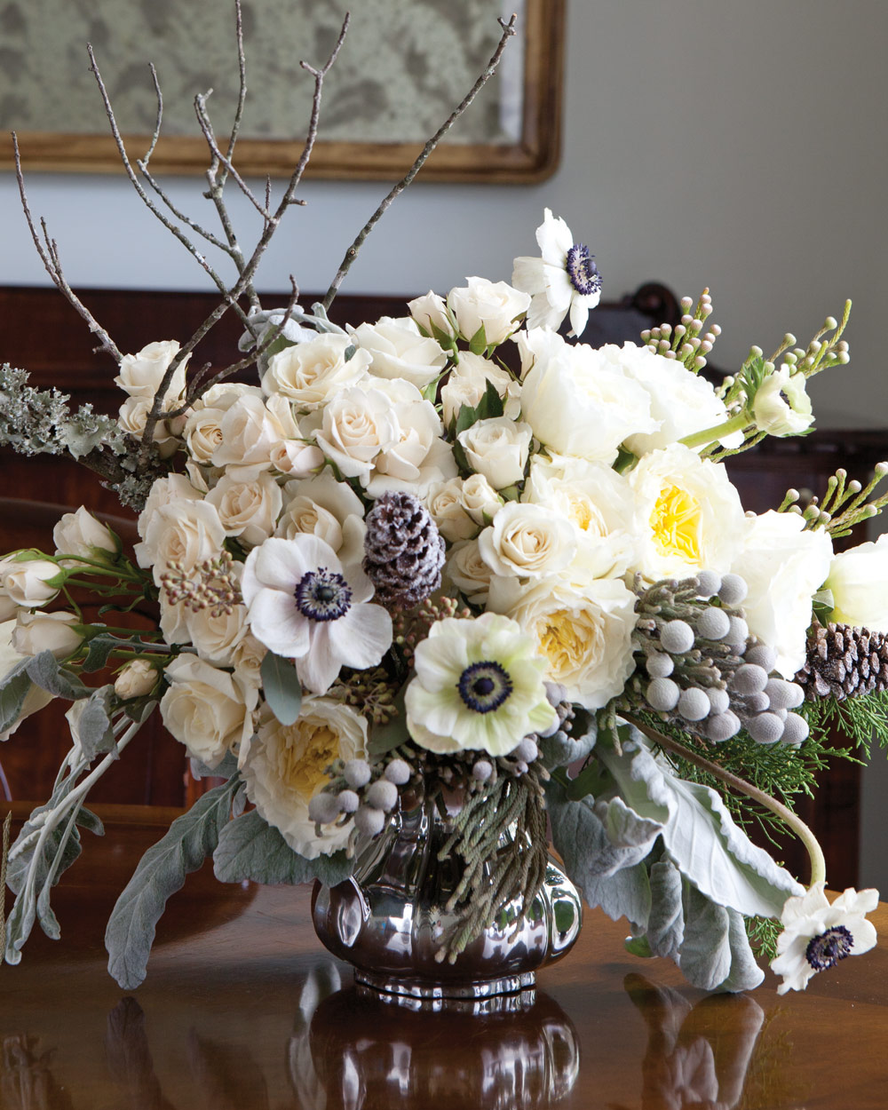 Seven Favorite Winter Floral Arrangements