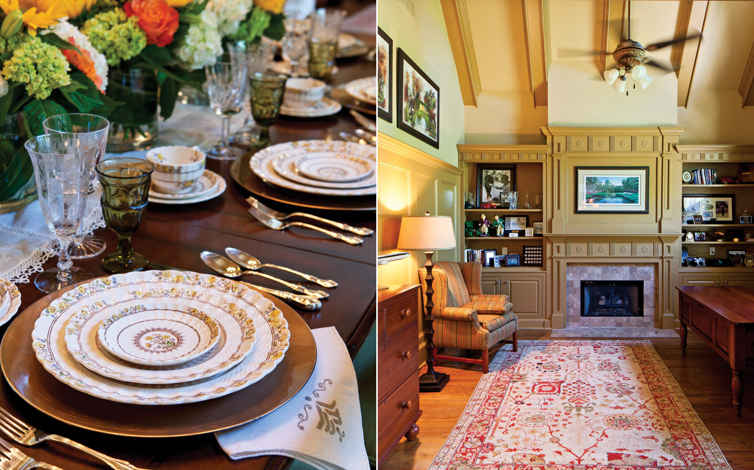 Living Room Southern Decor the meaning of a southern home southernladymagazine com