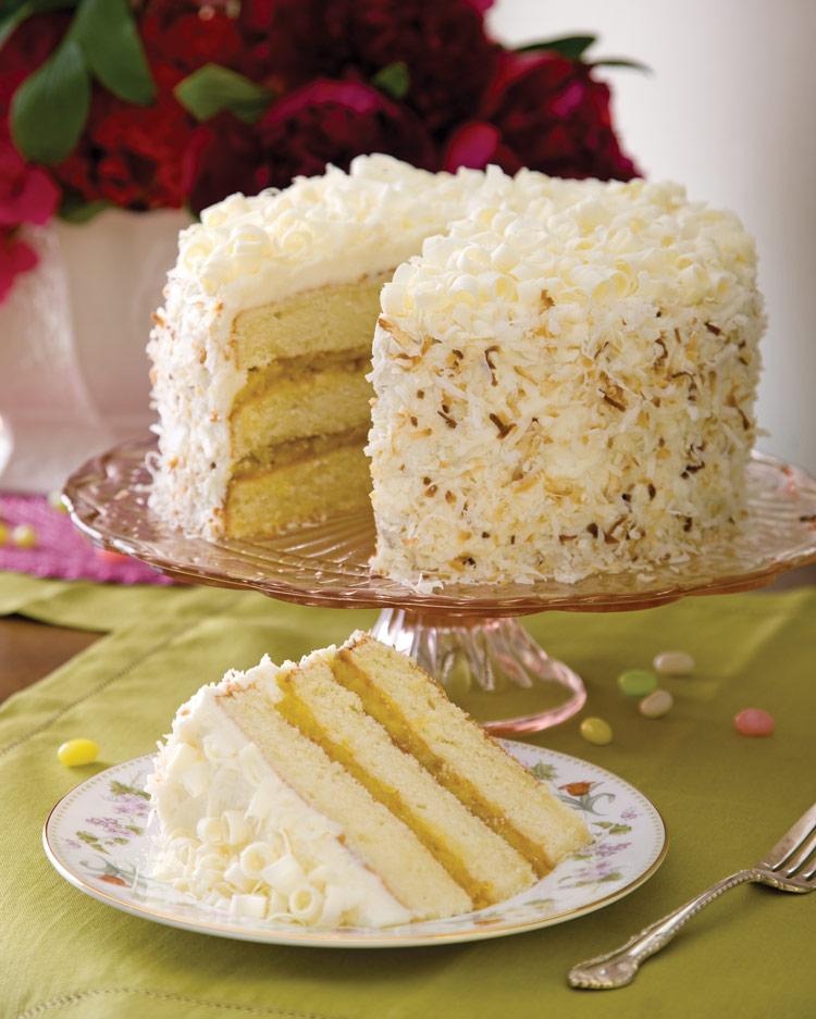 Favorite Spring Desserts For Easter