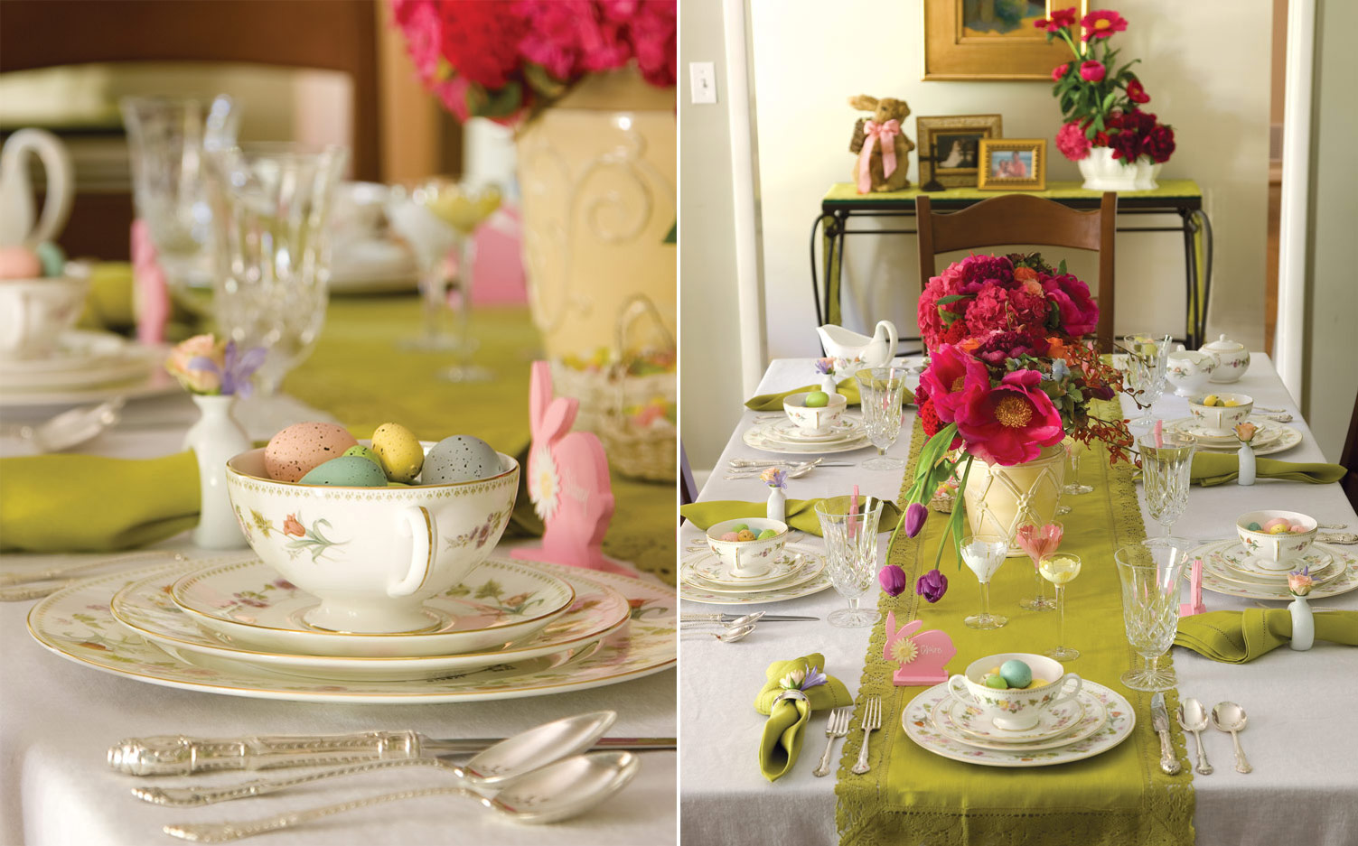 Easter Menu - Southern Lady Magazine