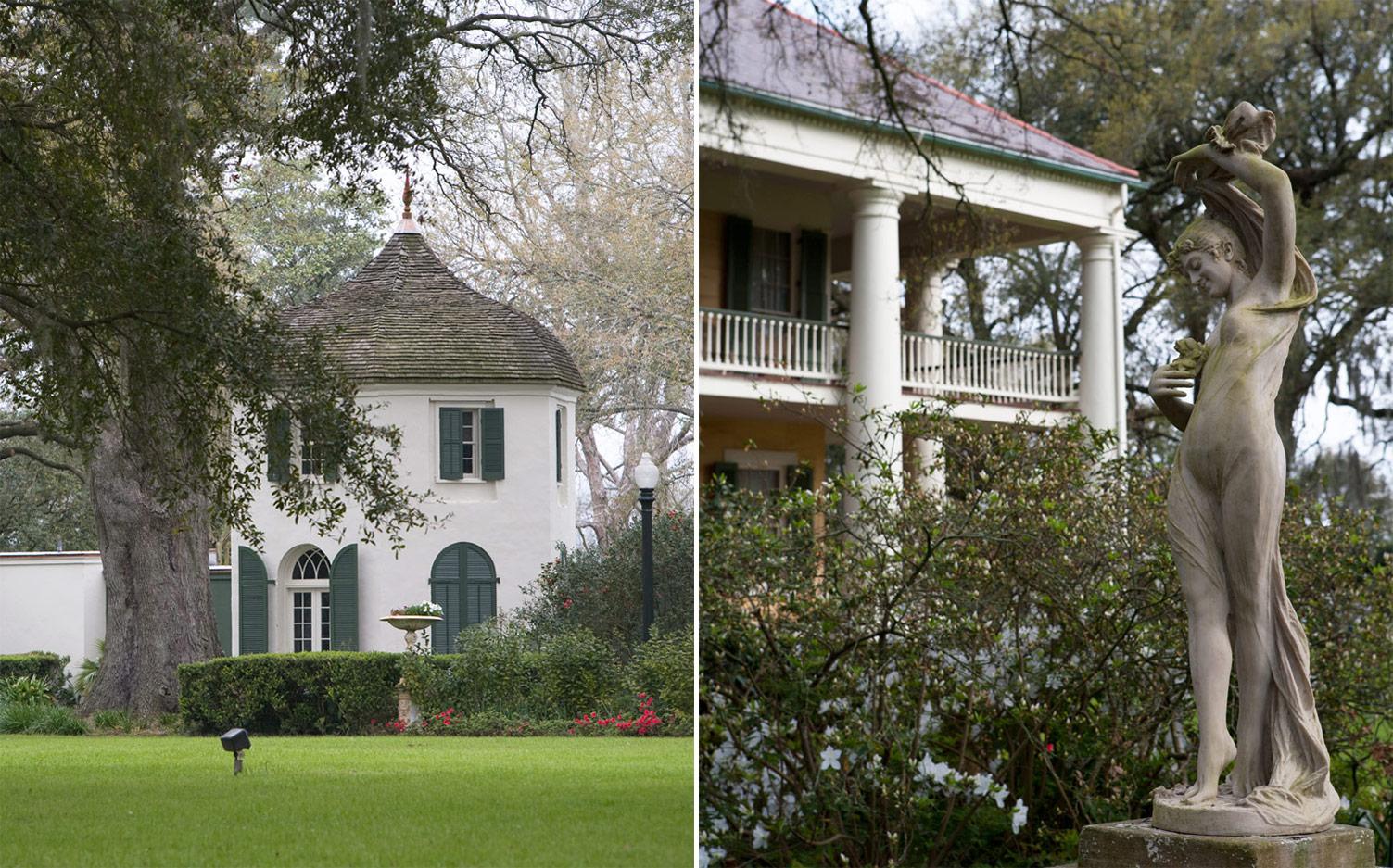 good southern homes louisiana #4: Houmas House - Southern Lady Magazine