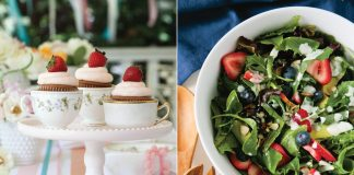 strawberry recipes - southern lady magazine