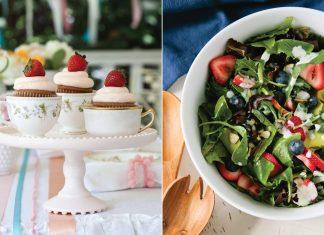strawberry recipes - southern lady magazine