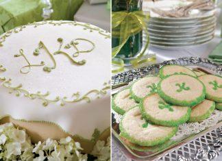 Monogram Desserts - Southern Lady Magazine