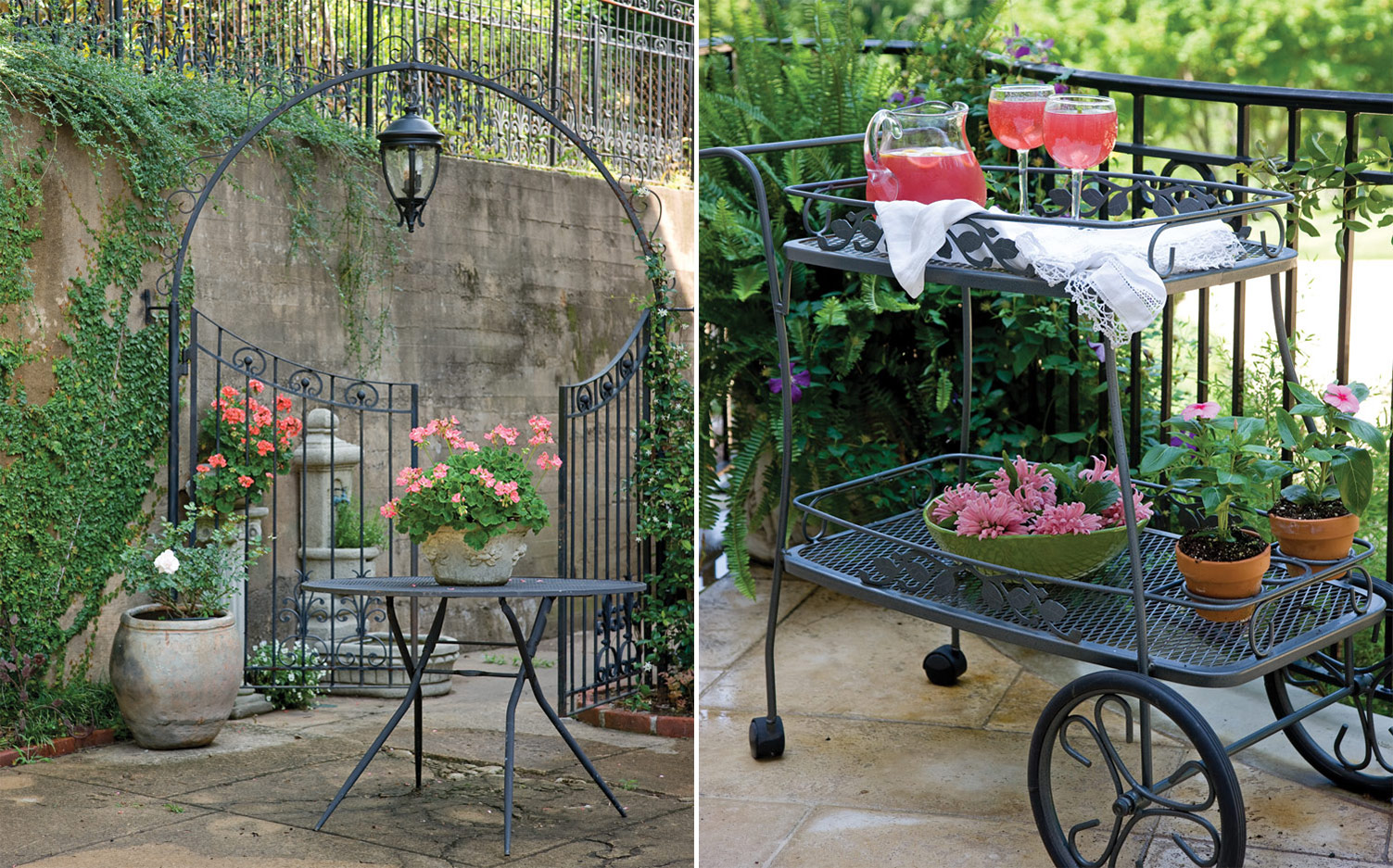 Outdoor Living - Southern Lady Magazine