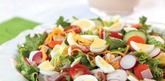 Spring Salads - Southern Lady Magazine