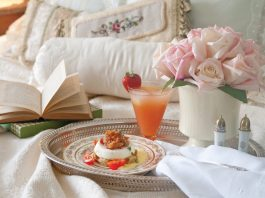 Mother's Day Breakfast in Bed - Southern Lady Magazine