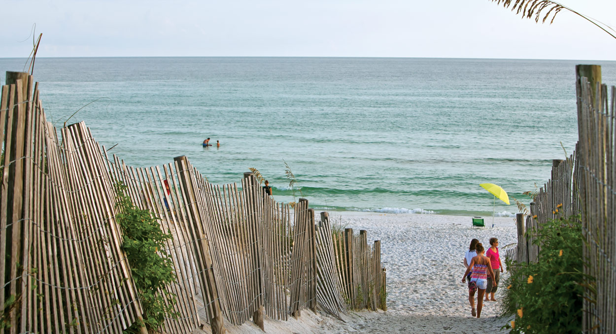 Fun-loving times in Seaside, Florida. Travel South