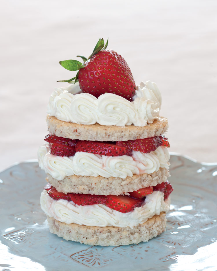 Strawberry Shortcake - Southern Lady Magazine