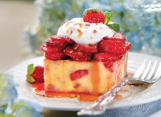 Strawberry Shortcake - Southern Lady Magazine