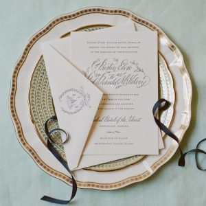 Calligrapher - Southern Lady Magazine