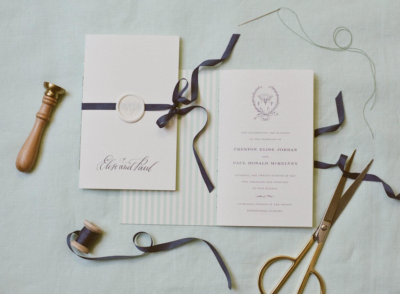 Calligrapher - Southern Lady Magazine