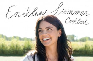 Endless Summer cookbook cover image