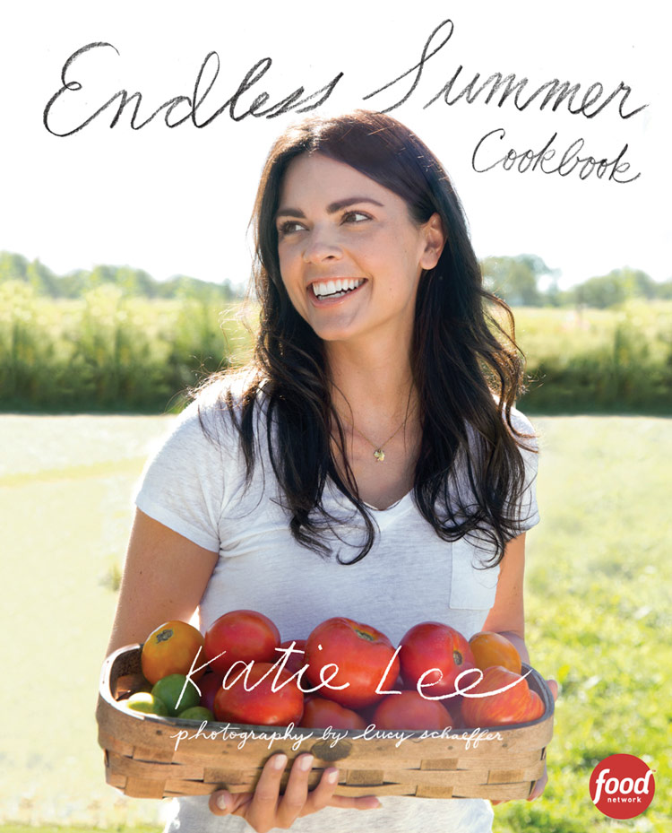 Endless Summer cookbook cover image