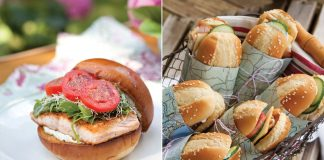 A picture of summer sandwiches - Southern Lady Magazine