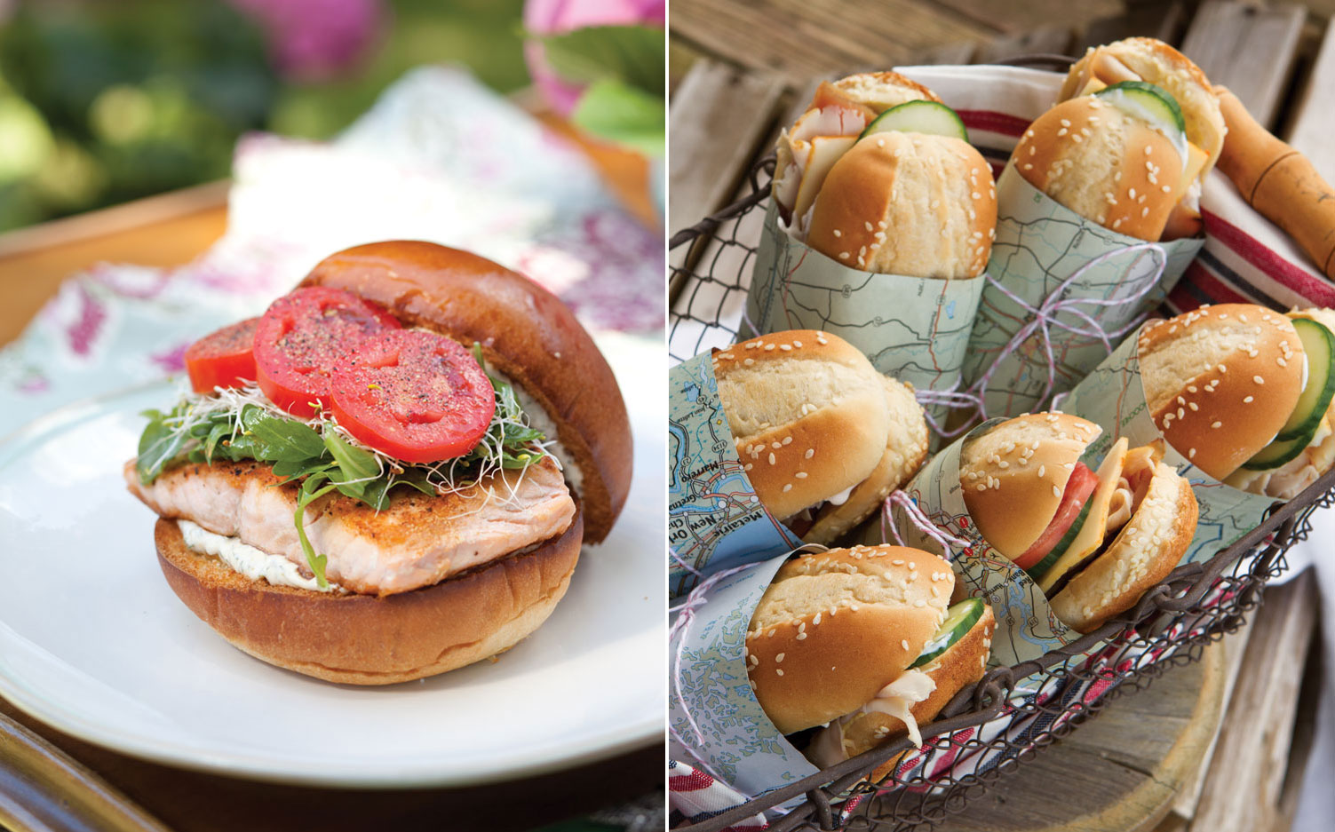Sandwiches - Southern Lady Magazine