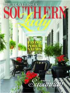 Southern Lady Magazine July/August cover