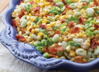 Chilled Succotash Salad
