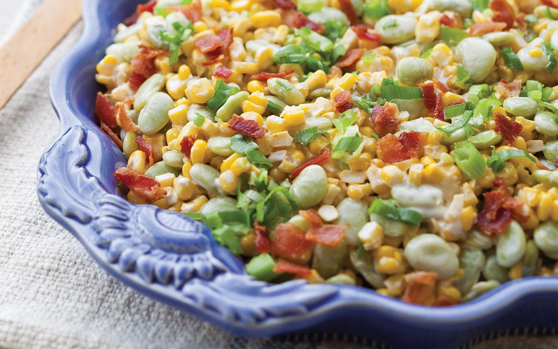Chilled Succotash Salad