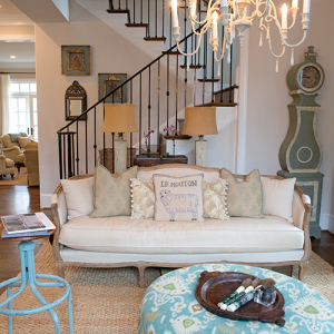 Southern style decorating book is here for Southern style designs