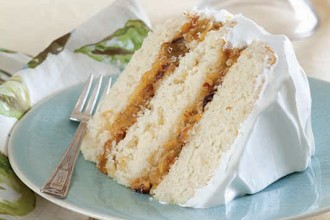 Photo of Lane Cake from Taste of the South