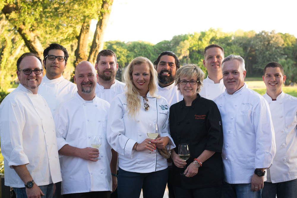 Omni Amelia Island Plantation Resort - chefs at Fish to Fork