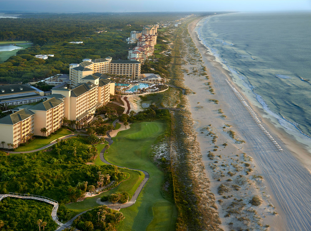 Explore the Omni Amelia Island Plantation Resort