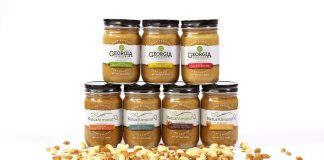 A picture of Georgia Grinders Premium Nut Butters