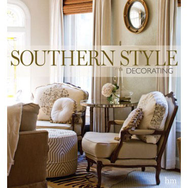 A picture of Southern Style Decorating by Hoffman Media