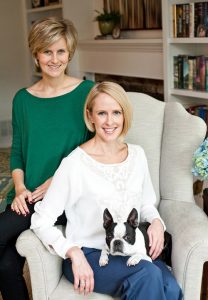 Dixie Design Collective designers Jennifer Hunt and Holly Hollon