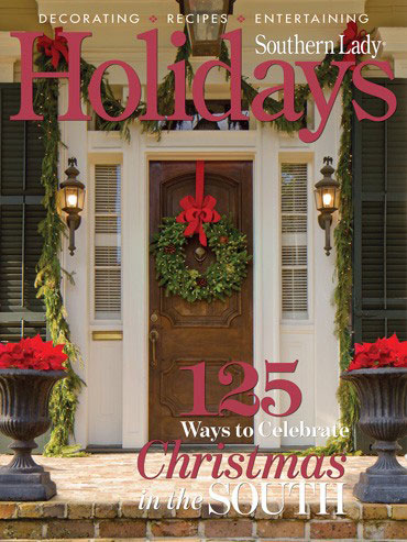 A picture of Southern Lady's Holidays special issue