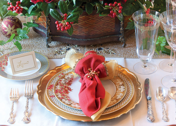 Holiday Etiquette guide - southern lady magazine