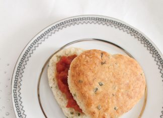 Scones and Relish