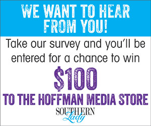 We want to hear from you! Take our survey and you'll be entered for a chance to win $100 to the Hoffman Media Store