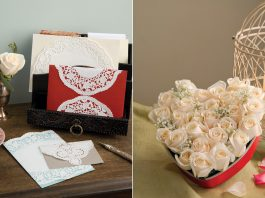 A picture of creative DIY ideas for Valentine's Day displays