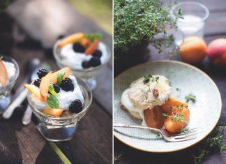 Pictures from Hannah Queen's Honey & Jam cookbook
