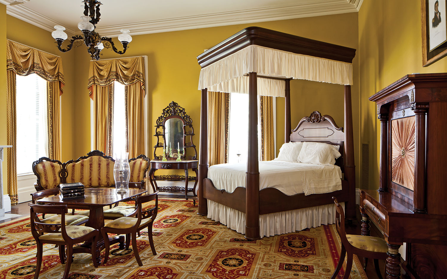 Bedroom Furniture Jackson Ms meet mississippi first lady deborah bryant - southern lady magazine