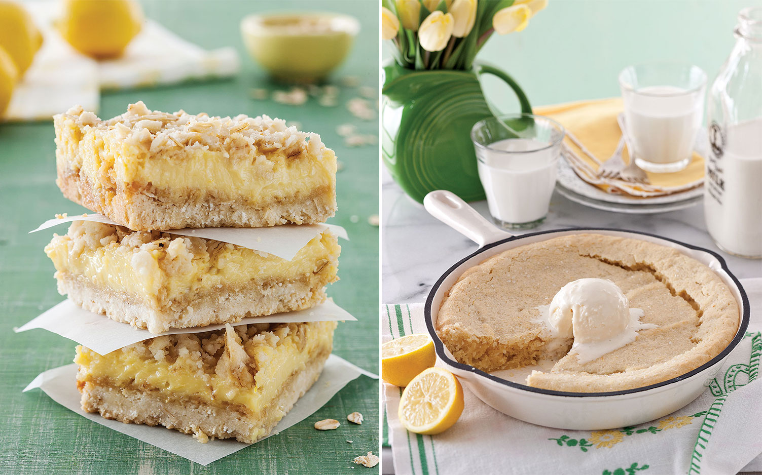 lemon treats for spring