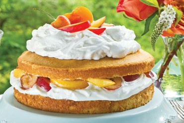 Stone Fruits, shortcake